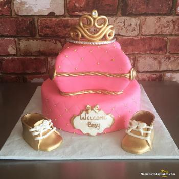 Baby Shower Cakes Creative Ideas For Baby Girl Amp Boy