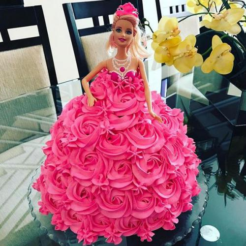Barbie Happy Birthday Cakes Download Amp Share