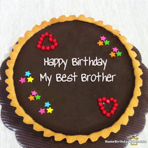 Birthday Cake Images For Brother Download Amp Share