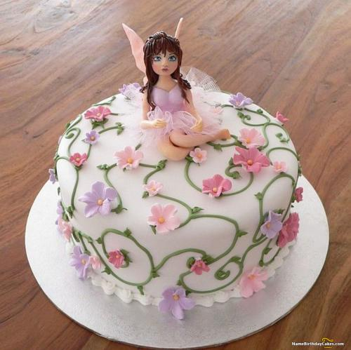 Fairy Birthday Cake Pictures Download Amp Share