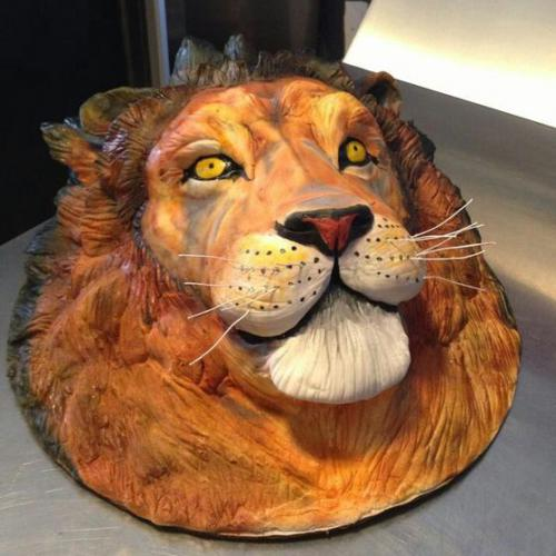 Lion 3d Cake Download Amp Share
