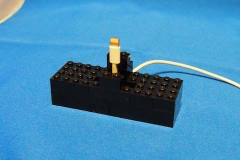 LEGO iPad Dock 007