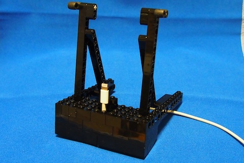 LEGO iPad Dock 027