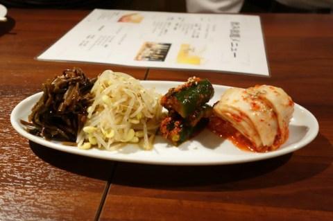COSARI NEW KOREAN TABLE TOKYO 004
