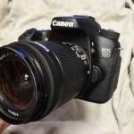 Canon EOS 70D デュアルピクセルCMOS AFの威力が分かる動画