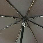 折りたたみ傘を新調しました
