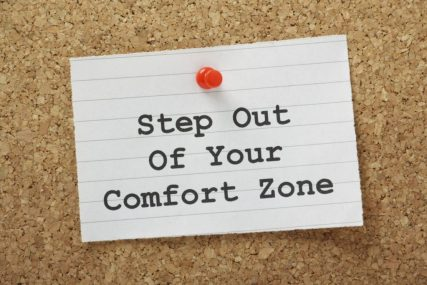 Image result for getting out of comfort zone