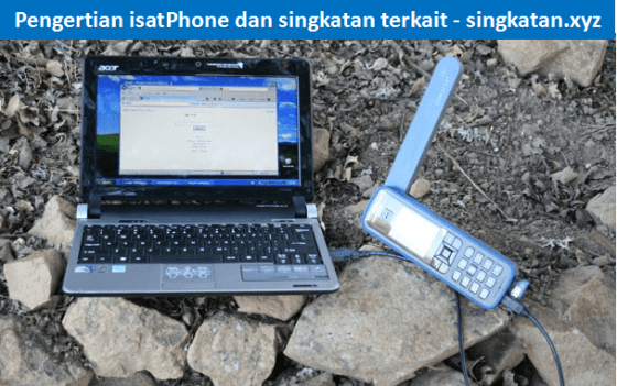 Pengertian isatPhone
