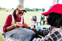 "09h00 Manzini, Swaziland | ""Mobile Manicure"" | 24hourproject"