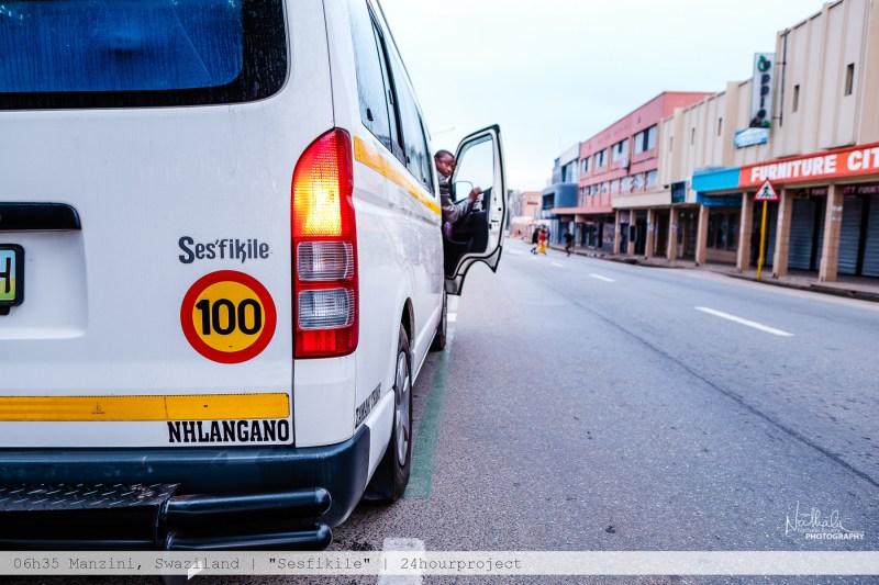 "06h35 Manzini, Swaziland | ""Sesfikile"" | 24hourproject"