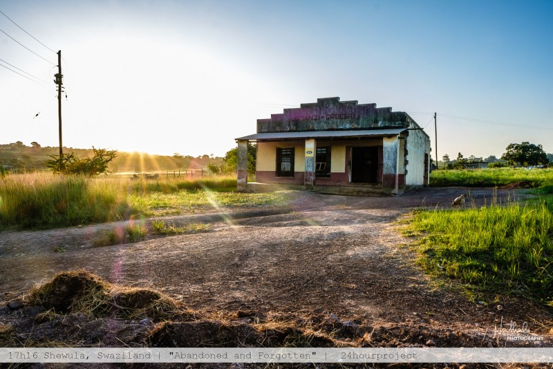 "17h16 Shewula, Swaziland | ""Abandoned and Forgotten"" | 24hourproject"