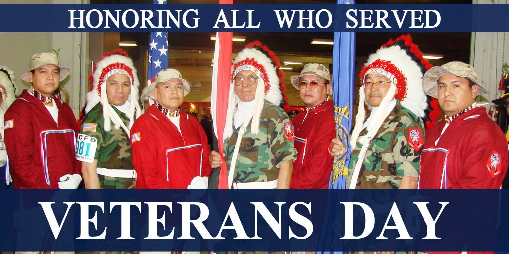 Image result for native american veterans