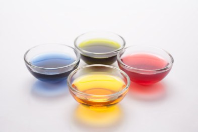 Red, Green, Blue, Yellow Food Coloring