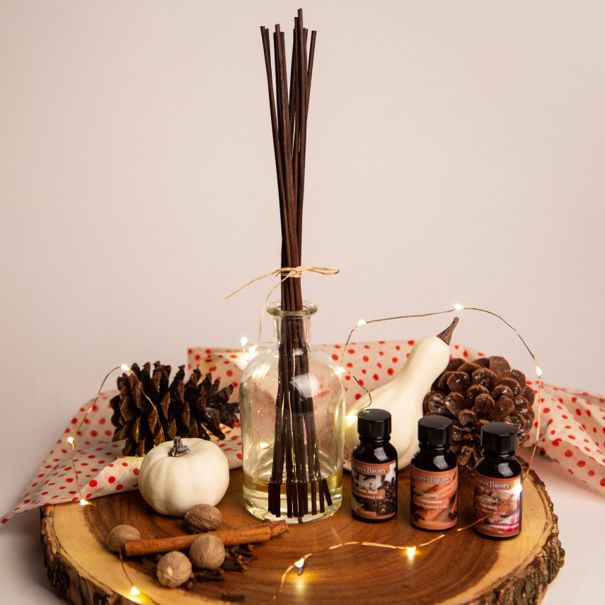 DIY Fall blend Essential Oil Diffuser