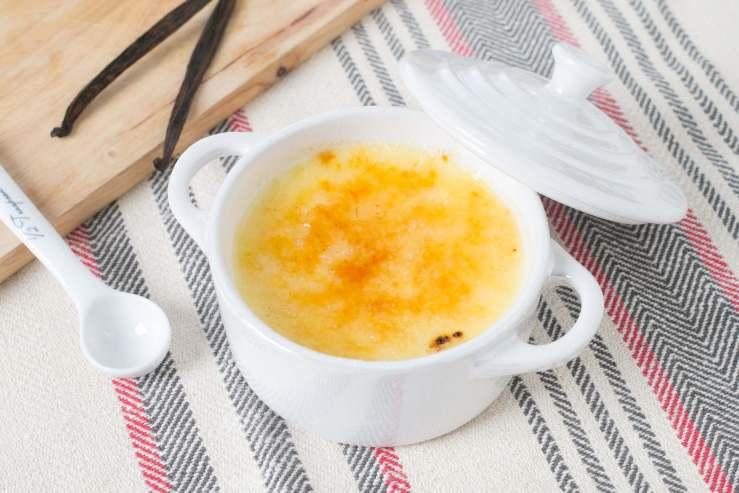 Sugar-free Crème Brûlée Recipe
