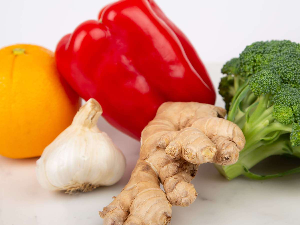 5 Foods - Boost your Immune System