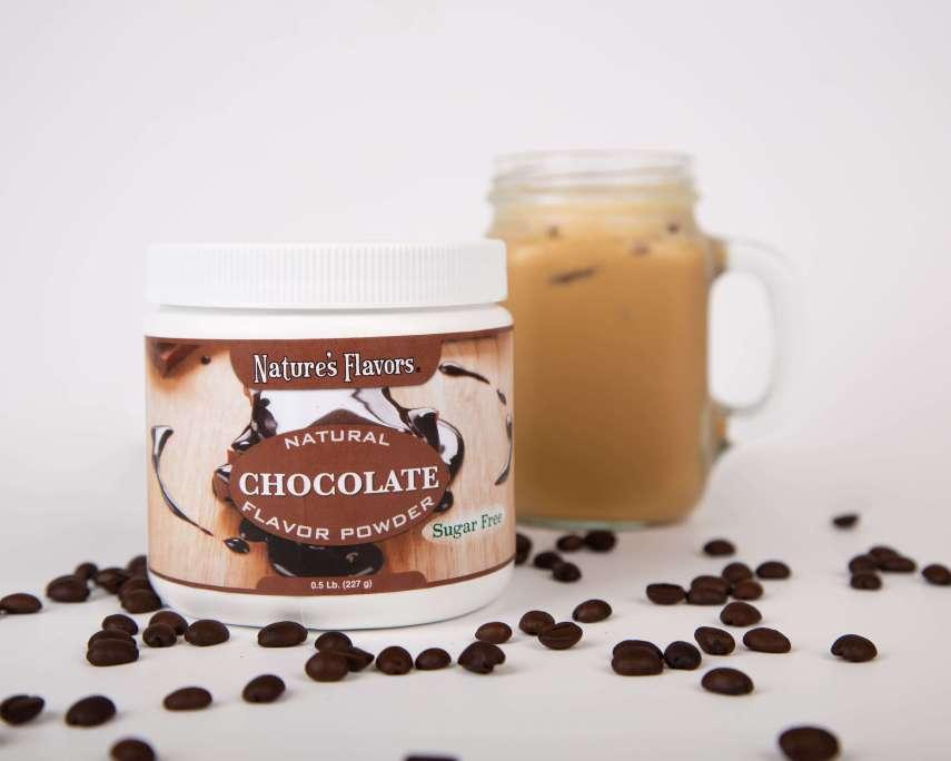 Chocolate Coffee Creatine Shake