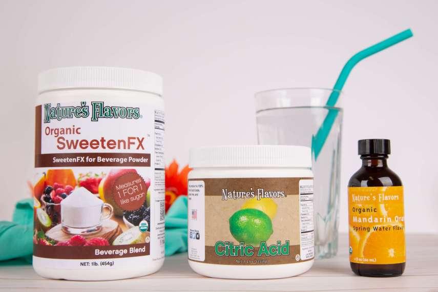 Spring Water Flavoring Guide