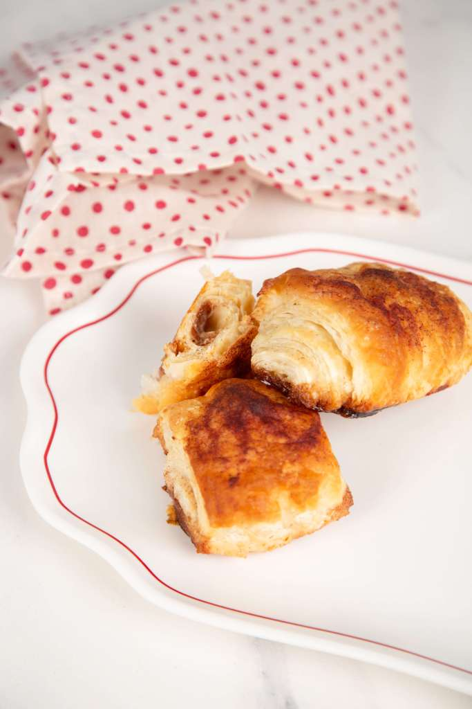 horchata marshmallow rolls