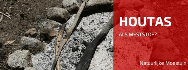 Houtas: Warmte, Kalkvervanger en Meststof in één Klap