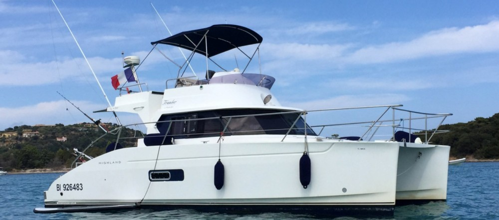 Highland 35 Fountaine Pajot - Philippe Daussy