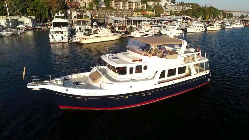 Selene Trawler 55