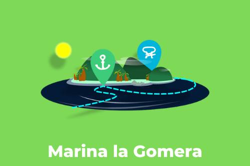 Canary Islands : Marina la Gomera
