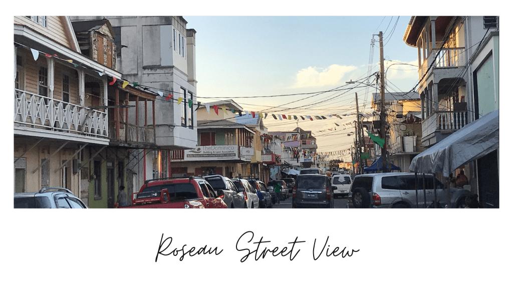 Roseau in Dominica