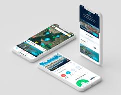 Mockup Nouvelle App
