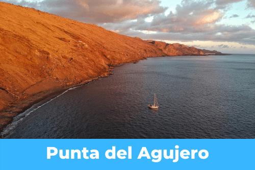 Les Canaries : Punta del Agujero