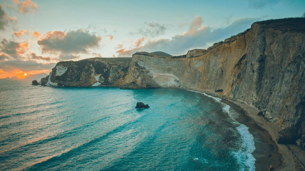 croisière dans les iles Pontines