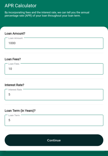 When applying for loans, aside from interest, it is not uncommon for lenders to charge additional fees or points. The real APR, or annual percentage rate, considers these costs as well as the interest rate of a loan.