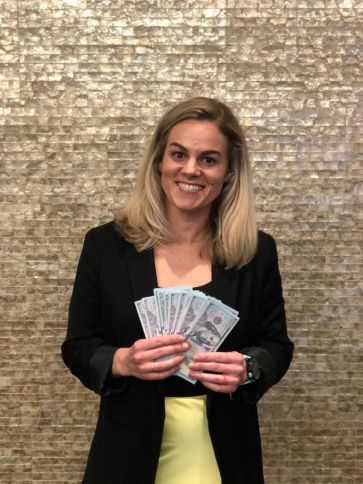 Allison is helping nurses manage their money and financial wellness by coaching