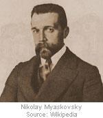 nikolay-myaskovsky