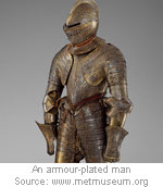 armour-plated