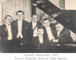 comedy-harmonists