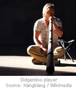 didgeridoo-player