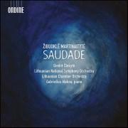 Podcast: Orchestral works by Žibouklé Martinaityté – a textural magician.