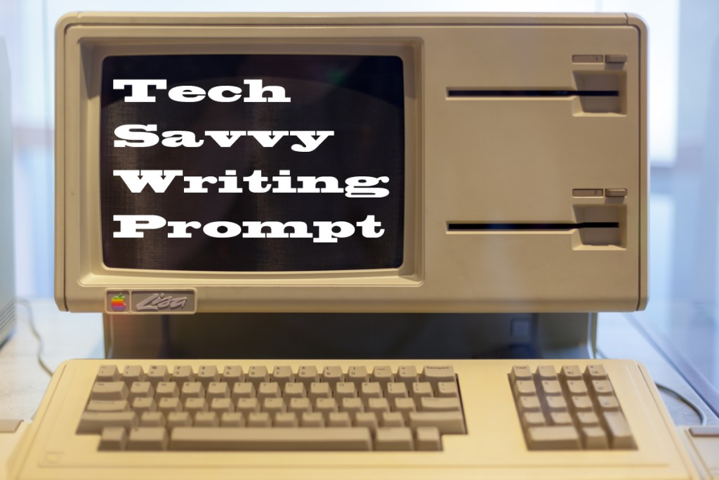 Tech Savvy Writing Prompt: Our Hologram Future?
