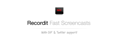 Our new favorite FREE screen recording app Recordit