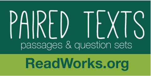 Great Reading Comprehension site for K-8: Readworks.org