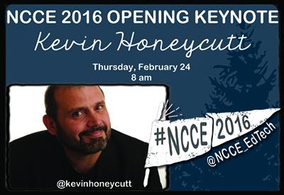 NCCE 2016 Keynote: Kevin Honeycutt