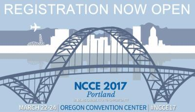 Registration is open for NCCE 2017!
