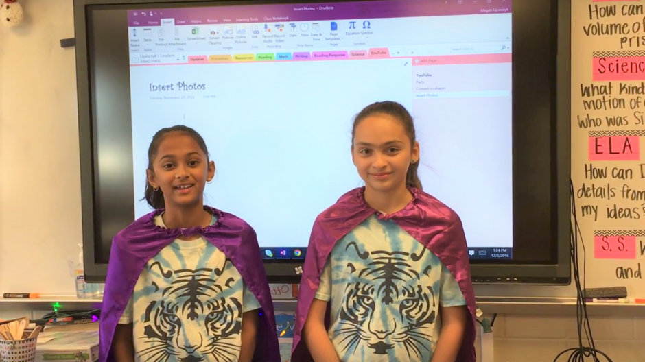 Guest Post: MIE Spotlight: Megan Lipinczyk on student empowerment and collaboration through OneNote