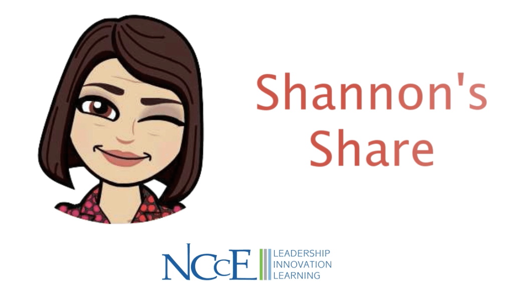 NCCE's Shannon's Share | Episode 1: Inserting Document Elements into Microsoft Word