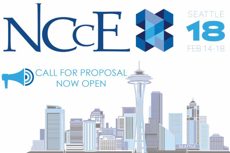 NCCE Call for Proposal Open Now