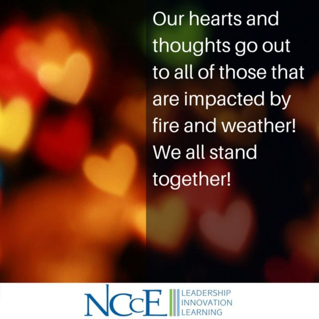 We all stand together! wearencce