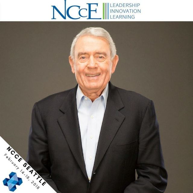 Happy birthday thedanrather! We are so excited about your keynotehellip