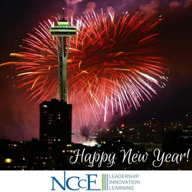 Happy New Year from all the whole NCCE family! Wehellip