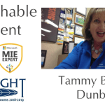 A Teachable Moment with Tammy Brecht Dunbar